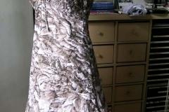 Robe en papier - Prototype