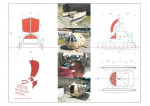 Plan catamaran